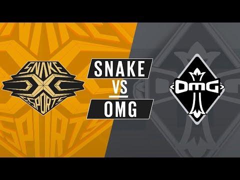 【LPL夏季賽】第6週 OMG vs SS #1