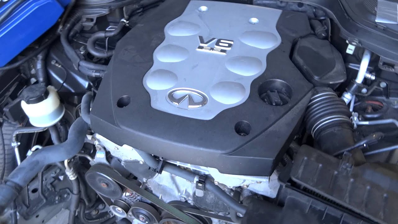 2007 infiniti m35x engine with 61k miles youtube 2007 infiniti m35x engine with 61k miles vanachro Choice Image