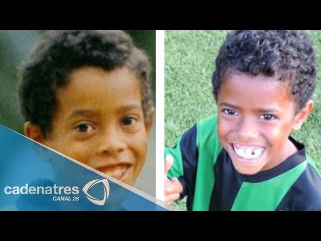 Roger Rocha, el mini Ronaldinho que hace magia con el balón en los pies