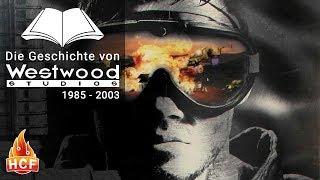 Gambar cover Westwood Studios Historie - Ursprung und Sturz der Echtzeitstrategiespiele-Dynastie