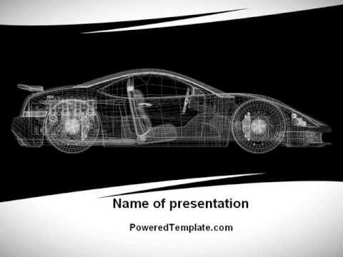 Car design process powerpoint template by poweredtemplate youtube car design process powerpoint template by poweredtemplate toneelgroepblik Choice Image