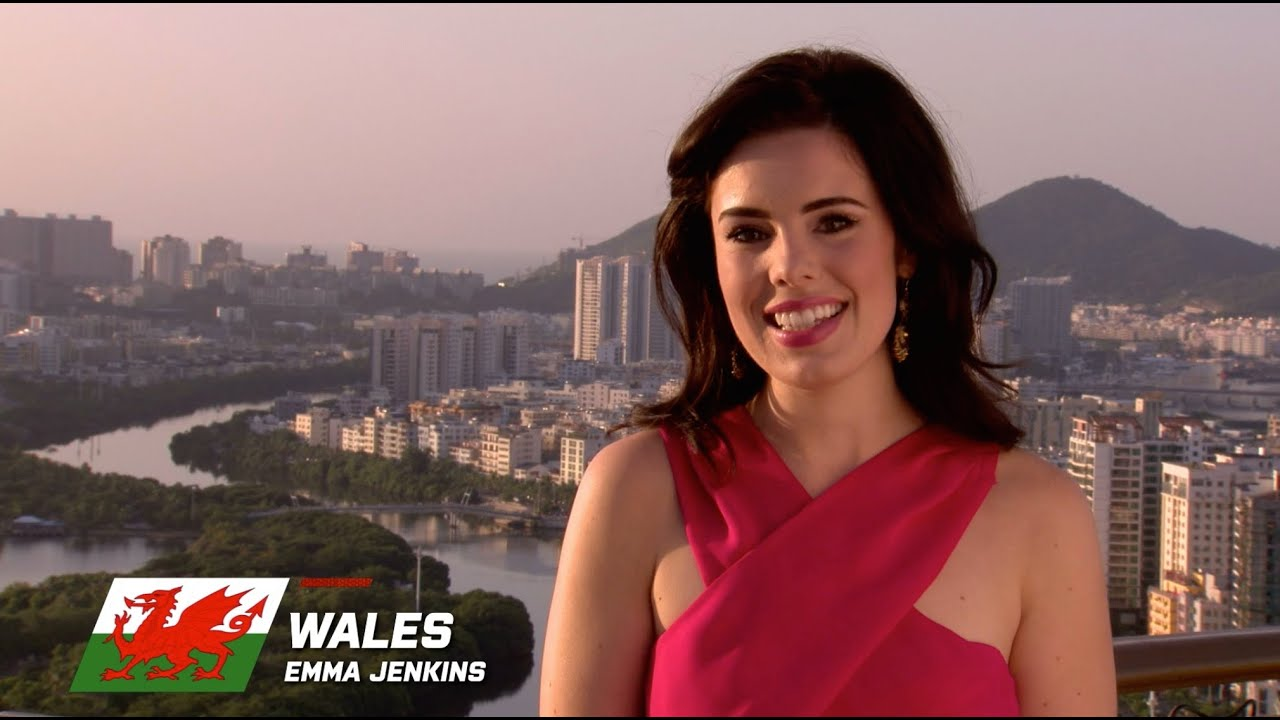 MW2015 : WALES, Emma Jenkins - Contestant Profile