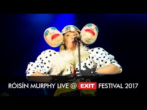 EXIT 2017 | Roisin Murphy Forever More Live @ Main Stage (HQ Version)