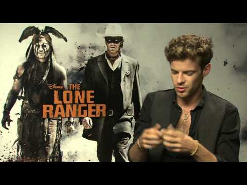 Harry Treadaway  for The Lone Ranger