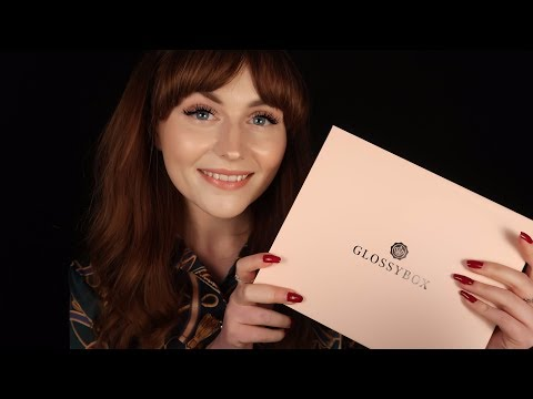 [ASMR] Glossybox Un-boxing | March 2019