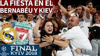Real Madrid 3-1 Liverpool | La fiesta del Madrid desde Cibeles y las rueda de prensa I Diario AS