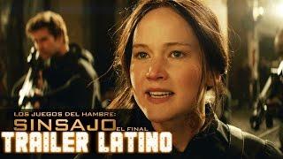 Tráiler #2 de Sinsajo - Parte 2 (2015)[HD] Doblado al Español Latino