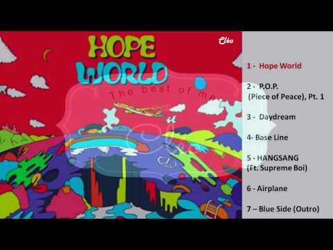J-Hope (BTS) Hope World Mix Tape