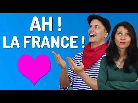 10 Choses que J'aime de la France et des Français