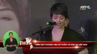 HTV9 đưa tin về Mỹ Phẩm Cao Cấp Sarah-K