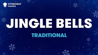 "Jingle Bells in the Style of ""Traditional"" karaoke video with lyrics (no lead vocal)"