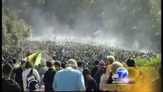 Pot enthusiasts celebrate 4/20 at UC Santa Cruz