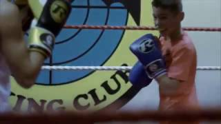Andrew & Reece Taylor Boxing