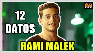 "Download Video 12 Curiosidades sobre ""RAMI MALEK"" - (Mr. Robot) - 