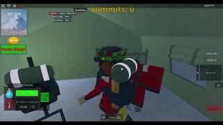 Roblox Mt Everest Part3