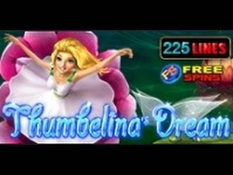 Thumbelina's Dream - Slot Machine - 225 Lines
