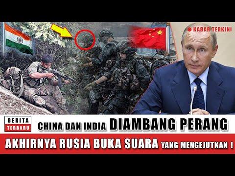CHINA DAN RUSIA DIAMBANG P3R4N6 ~ RUSIA ANGKAT BICARA !!!