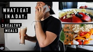 WHAT I EAT IN A DAY (HEALTHY LEAN MEAL DAYS) | JAIRWOO