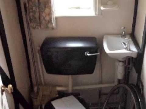 Cloakroom upgrade