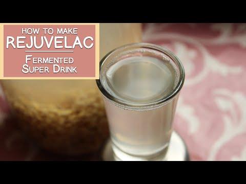How to Make Rejuvelac, The Fermented Super Drink