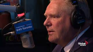 Doug Ford confident he can