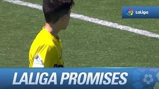 Resumen de Atlético de Madrid (1-3) Villarreal CF - Final LaLiga Promises