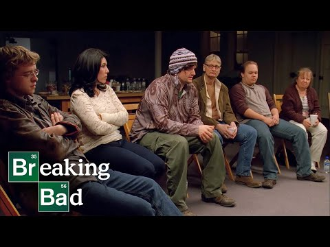 Badger, Skinny Pete, and Jesse Pinkman Plant the Seed in a Group Meeting - S3 E9 Clip #BreakingBad