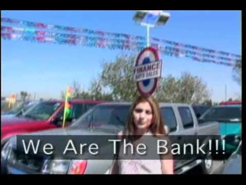 commercial 1- finance auto sales