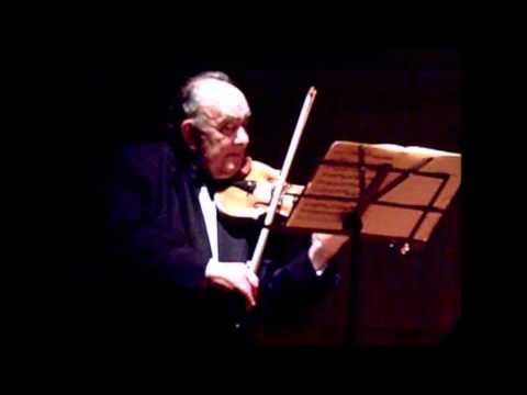 """Beethoven """"Violin Concerto"""" Victor Pikaizen"""