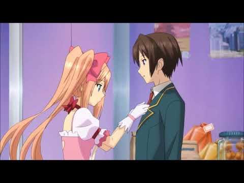 chisato and yuuki- ecos de amor