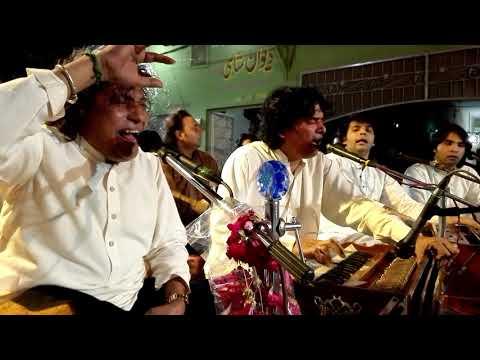 Wo Bhi Aala Ye Bhi Aala | FAIZ ALI FAIZ QAWAL | Mar Dala | Live Suristaan