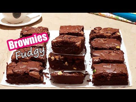 brownies-fudgy,-moelleux,-recette-facile,-la-meilleure!