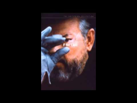 Michel Legrand- Orson's Theme- F is for Fake