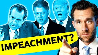 Impeached for THAT? (Comparing the Trump Articles of Impeachment - Real Law Review)