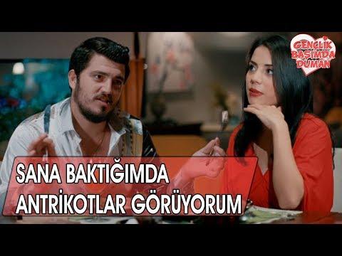 Batuhan Cimilli'nin Romantizm İle İmtihanı!