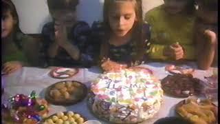 88 - Aniversario do  Olmiro  -  Aniversário de 8 anos da Luana