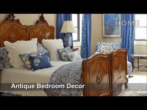 15 antique bedroom decor ideas