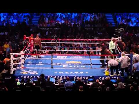 Bernard Hopkins vs Chad Dawson II full fight HD