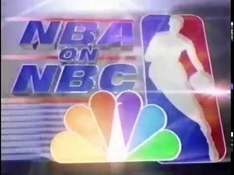 NBA on NBC Intro - Jazz vs Knicks - 3/5/00