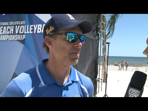 2017 NCAA Beach Volleyball Championships: UCLA