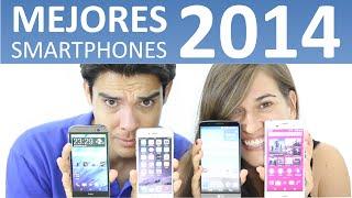 Mejores Smartphones 2014: iPHONE 6(seis) vs Z3 vs G3 vs ONE M8 (en Español)