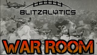 WAR ROOM | 2021 NFL Mock Draft | Blitzalytics Scouting