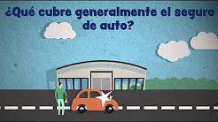 ¿Qué cubre generalmente el seguro de auto? | Allstate en Español