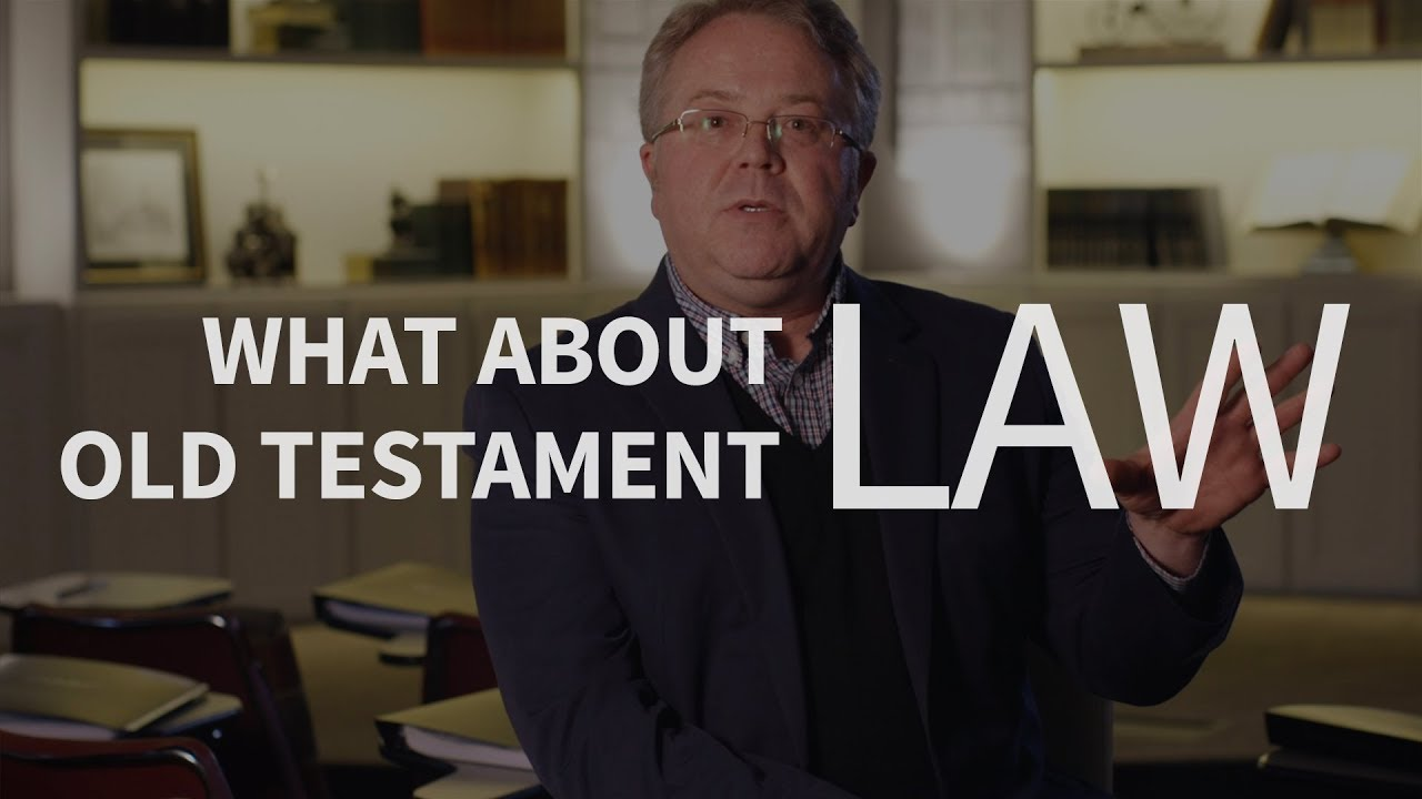 How can we understand the laws of the Old Testament?