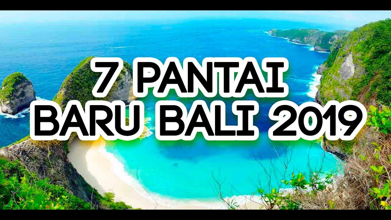 Wisata Pantai Baru Di Bali 2019 Youtube