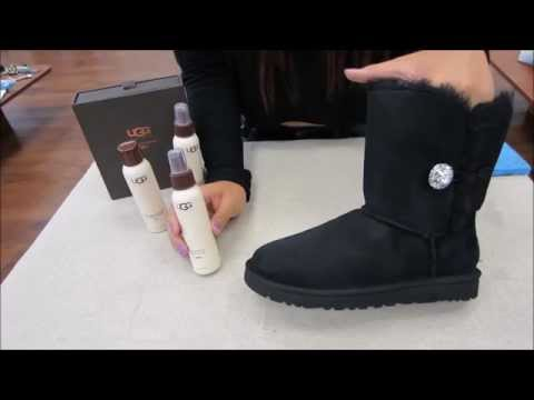 Part 2: How to Protect UGG Australia Boots with Sheepskin