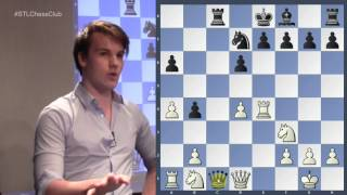 RVK vs. Wojtaszek, 2016 | Chess in the 21st Century - GM Robin van Kampen