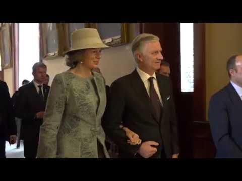 King Philippe and Queen Mathilde of Belgium are in Canada for a state visit