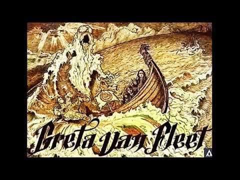 Greta Van Fleet - Flower Power (HD) Rare...
