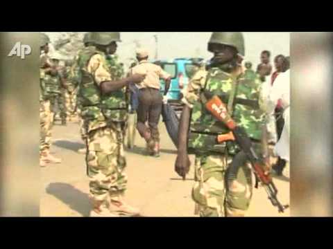 Muslim Sect Claims Deadly Nigeria Church Attacks